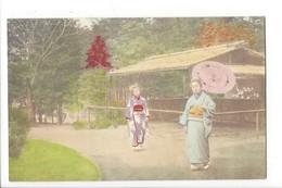 19731 - FEMMES - FRAU - LADY - JAPON - JAPAN - Jolie Carte Femme Japonaise Geisha Japanese Woman - Japon