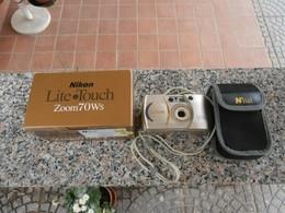NIKON LITE TOUCH ZOOM 70 Ws - Cameras