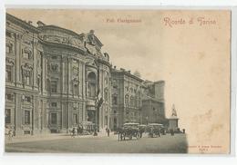 Italie Italia Italie - Ricordo Di Torino Palazzo Carignano - Palazzo Carignano