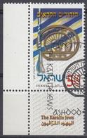 ISRAEL 2001 Nº 1557 USADO CON TAB - Israel