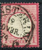 "Hufeisenstempel ""MÜNSTER"" Spalink Nr. 28 Auf Nr. 19 - Germany"