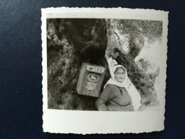 120 PHOTOS ORIGINALES DONT 35 PHOTOS NOIR- BLANC  VOYAGE PAYS ARABE ET 40 PHOTOS COULEURS VOYAGE U. S. A EN 1978 - Album & Collezioni