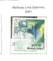 Brasile PO 2001 Barbosa Sobrinho Scott.2800+ See Scan On Scott.Page - Brazil