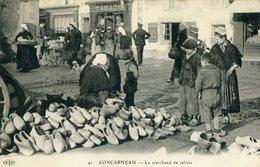 Concarneau Le Marchand De Sabots - Concarneau