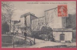 07 - VALS LES BAINS---Le Grand Hotel Des Bains Et La Source Pauline - Vals Les Bains