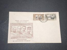 ALGÉRIE - Enveloppe FDC En 1950 De L 'Occupation D'In Salah - L 16386 - Algeria (1924-1962)