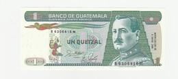UN Quetzal UNZ - Guatemala