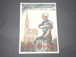ALLEMAGNE - Carte Postale Patriotique De Strasbourg En 1941 - L 16387 - Allemagne