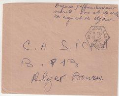 ALGERIE . EN FM . DU SAS D'AIN EL HADJEL MEDEA . 1960 . - Algérie (1924-1962)