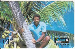 FIJI ISL.(GPT) - Ni Sa Bula, CN : 01FJA, First Issue $1(complimentary), Tirage 9600, 08/92, Used - Fiji