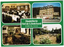 Alle S Semois, Hostellerie Fief De Liboichant (pk44559) - Vresse-sur-Semois