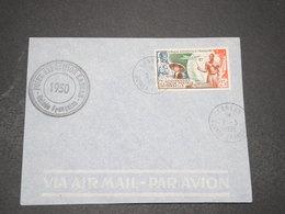 A.O.F. - Oblitération De Kankan Sur Enveloppe De La Foire Exposition En 1950 - L 16390 - A.O.F. (1934-1959)