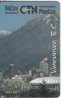CANADA - Vancouver B.C., CTN Prepaid Card $20, Sample - Canada
