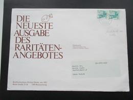 BRD 1979 Freimarken BuS Nr. 915 Als Senkr. Paar MeF. Endstück Einer Rolle. Teile Vom Leerfeld! - BRD