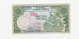 West - Samoa ONE Tala UNZ - Samoa