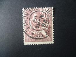 MOUCHON  N° 113  OBLITERATION GRENOBLE 1902  Journaux - 1900-02 Mouchon