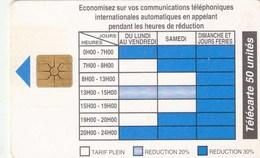 Benin - Telephone Tariffs 2 (09/96) - Benin