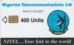 Nigeria - Earth Station 400 (9NAIFIC) - Nigeria