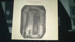 Affiche (gravure) - Les Cryptes De St Pierre à MAESTRICHT - Afiches