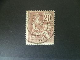 MOUCHON  N° 113 Oblitere  Cote 10 € - 1900-02 Mouchon