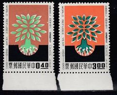 TAIWAN 1960 - MiNr: 357-358   **/MNH - 1945-... Republik China