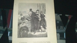Affiche (gravure) - Le Bouquineur - Affiches