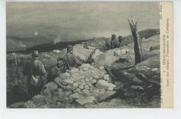 GUERRE 1914-18 - Avant Une Attaque - Préparation De L'Artillerie - J. BERNE BELLECOUR - Guerre 1914-18