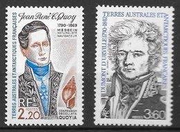 TAAF N°151 & 152 1990 ** - Terres Australes Et Antarctiques Françaises (TAAF)