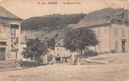 Condat (63) - La Grande Rue - Francia
