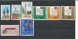CAMEROUN Scott 384-5 C46, 386-8, C47-C48 Yvert 347-8 PA58, 369-71, PA59, PA60 (8) ** Cote 10,00$ 1963 - Cameroun (1960-...)