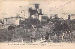 Le Château De Chateaugay (63) 1904 - Francia