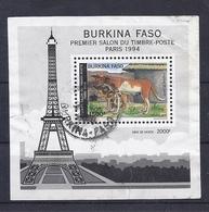 180028063  BURKINA FASO  YVERT   HB  Nº 47 - Burkina Faso (1984-...)