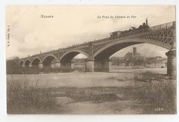 58 Nevers, Le Pont Du Chemin De Fer (2275) - Nevers