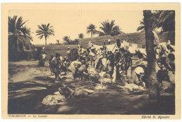 Cpa Algérie - Timimoun - Le Lavoir  ( S. 2587 ) - Algérie