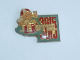 Pin's 3615 JEUTEL - Pin's