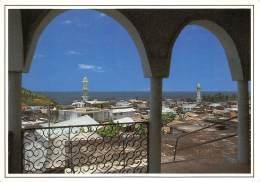 DOMONI  COMORES MORONI   GOMBESSA PLONGEE  29 (scan Recto-verso)MA2296 - Comoros