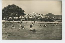 ESPAGNE - IBIZA - Sta. Eulalia Del Rio - Vista Desde La Playa - Ibiza