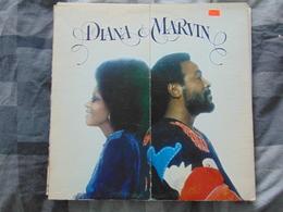Diana Ross & Marvin Gaye- Diana & Marvin - Soul - R&B