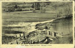 Ouren (Vallée De L' Our) -- Barrage à Ouren.      ( 2 Scans ) - Burg-Reuland