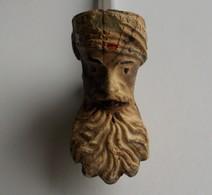 - Ancien Fourneau De Pipe JACOB - - Porzellanpfeifen