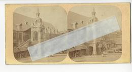 ROUEN CIRCA 1860 PHOTO STEREO ROUEN INSTANTANE /FREE SHIPPING REGISTERED - Photos Stéréoscopiques