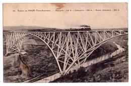 1220 - Viaduc Du Viaur ( Tarn ) - Imp. Carière - N°22 - - Francia