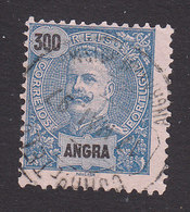 Angra, Scott #34, Used, King Carlos, Issued 1897 - Angra