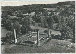 Izernore-En Avion Au-Dessus De...Les Ruines Romaines (CPSM) - France