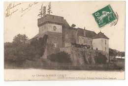 71 Chateau Du Gros Chigy (2282) - Frankreich