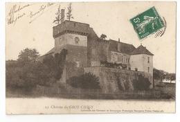 71 Chateau Du Gros Chigy (2282) - France