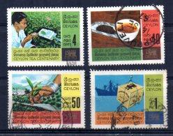 Ceylon - 1967 - Ceylon Tea Industry Centenary - Used - Sri Lanka (Ceylan) (1948-...)