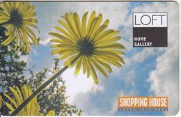 GREECE - LOFT/Shopping House, Member Card, Sample(no Chip) - Altre Collezioni