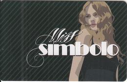 GREECE - Miss Simbolo, Member Card, Sample - Altre Collezioni