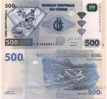 Congo DR - 500 Francs 2013 UNC Pick New Lemberg-Zp - Democratic Republic Of The Congo & Zaire
